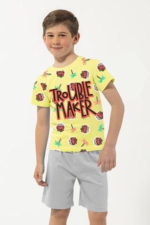 Chlapčenské pyžamo Tiger
