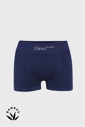 Bamboo Blue férfi boxeralsó, rövid szárakkal