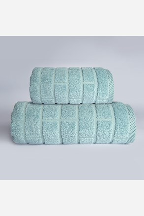 Jasnoniebieski ręcznik Brick