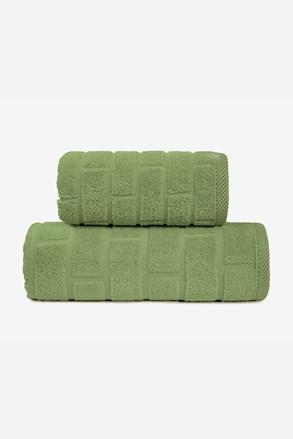 Ręcznik Brick oliwkowy