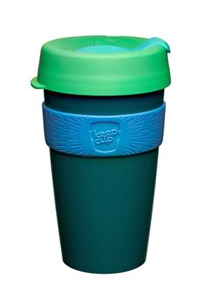 Cestovný hrnček Keepcup zelený 454 ml