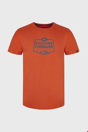 Oranžové tričko LOAP Anakin