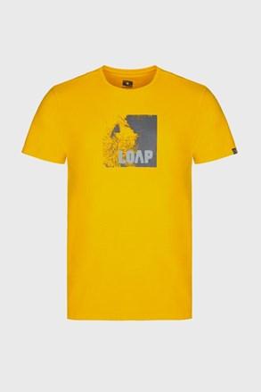 Žlté tričko LOAP Alien