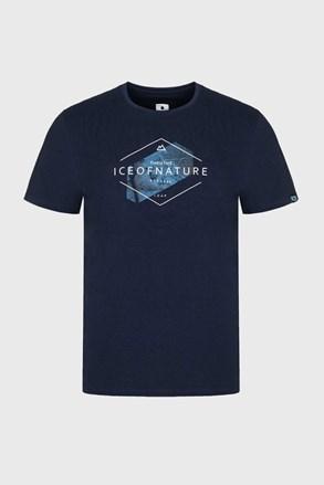 Σκούρο μπλε μπλουζάκι LOAP Aliot