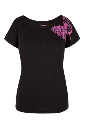 Tricou pentru femei LOAP Babea, negru