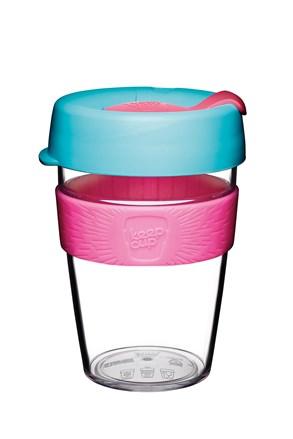Cestovný hrnček Keepcup z Tritanu ružový 340 ml