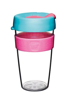 Cestovný hrnček Keepcup z Tritanu ružový 454 ml