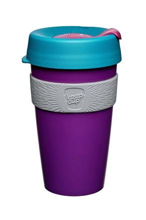 Cestovný hrnček Keepcup fialový 454 ml