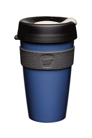 Cestovný hrnček Keepcup modrý 454 ml