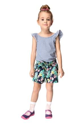 Dievčenské letné ponožky Candy