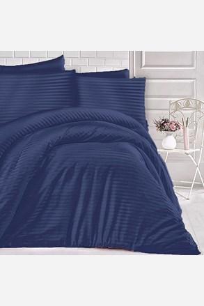 Lenjerie de pat, albastru inchis