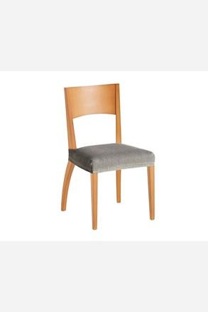 Set 2 huse pentru scaun, alb-negru