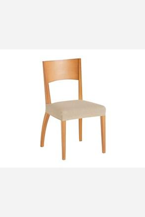 Set 2 huse pentru scaun, bej