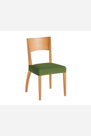 Set 2 huse pentru scaun, verde