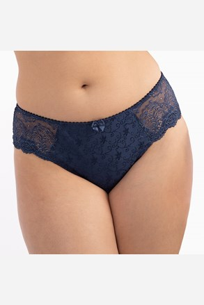 Nohavičky Philippa francúzske modré