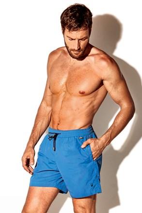 Caicco sort szabású férfi fürdőnadrág kék