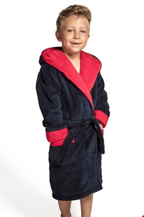 Unisex παιδικό ζεστό μπουρνούζι Envie