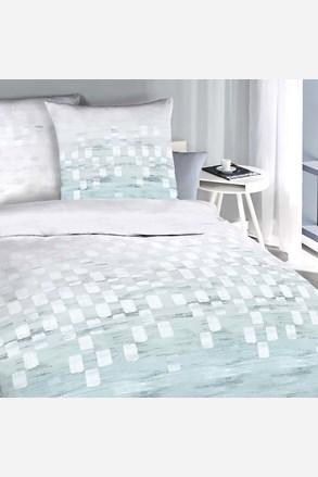 Lenjerie de pat Domino din flanel