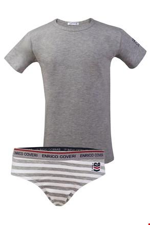 Fiú alsónemű szett - póló és fecske alsó