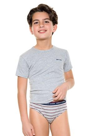 Komplet chlapčenských slipov a trička
