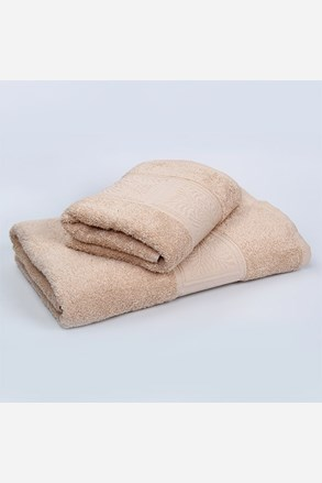 Ręcznik Ecco Bamboo beżowy