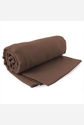 Rýchloschnúci uterák Ekea hnedý