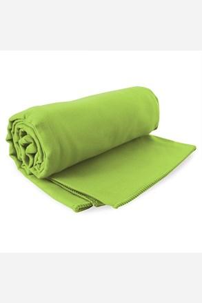 Ekea gyorsan száradó törölköző és fürdőlepedő szett zöld