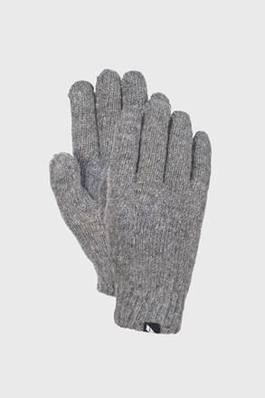 Dámske sivé rukavice Manicure