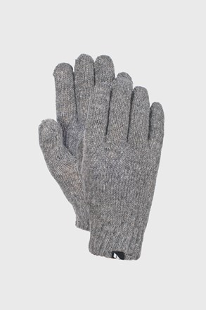 Дамски сиви ръкавици Manicure