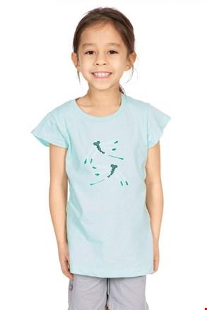 T-shirt dziewczęcy Hapi