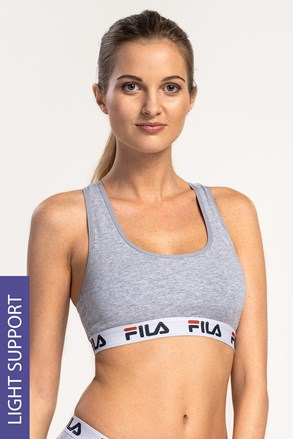 Спортивний бюстгальтер FILA Underwear Grey