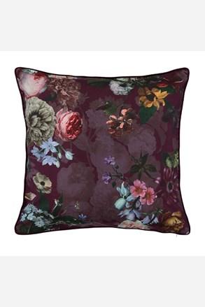 Poduszka dekoracyjna Essenza Home Fleur Burgundy