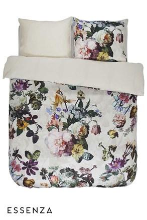 Obliečky Essenza Home Fleur Ecru
