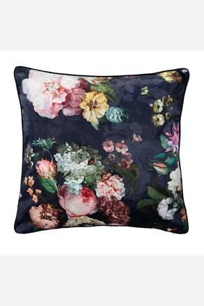 Dekoračný vankúšik Essenza Home Fleur Nightblue