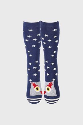 Три четвърти чорапи за момичета Owl