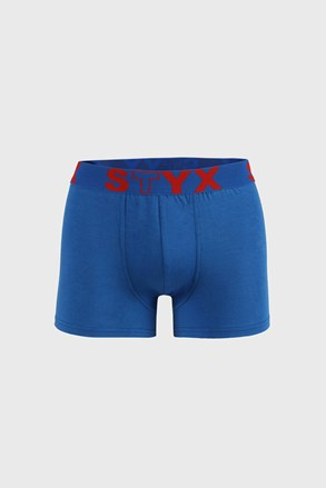 Modré boxerky STYX