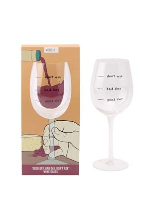 Kieliszek do wina Dont Ask