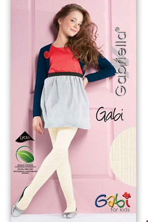 Pamučne najlonke za djevojčice Gabi