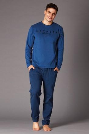 Ανδρικές πυτζάμες μπλε