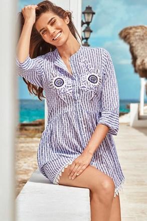 Košulja haljina za plažu Sandra