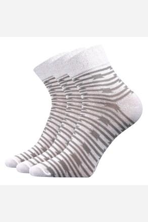 3 pack dámskych ponožiek Ivana