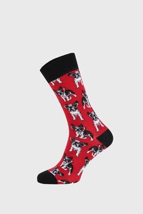 Червоні шкарпетки Bulldog