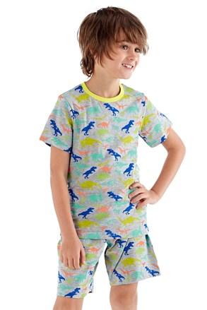 Roar fiú pizsama, rövid