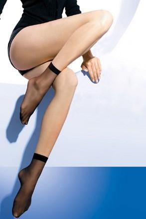 2 PACK pančuchových ponožiek LAR 15 DEN