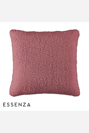 Perna decorativa Essenza Home Lammy, roz