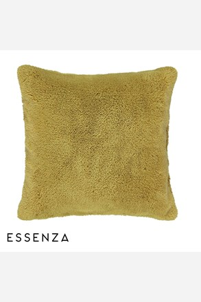 Perna decorativa Essenza Home Lammy, galben