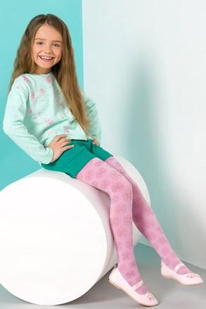 Dievčenské pančuchové nohavice Lusia