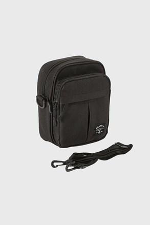 Спортна малка чанта Meatfly Hardy черна