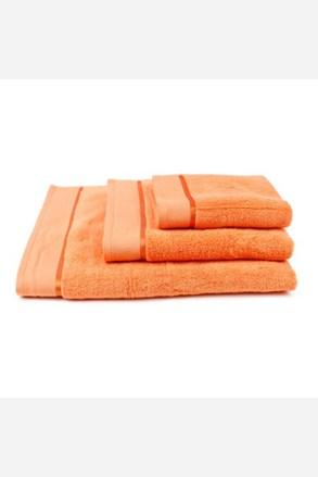 Ręcznik z mikrobawełny pomarańczowy