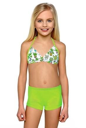 Dziewczęcy kostium kąpielowy Sunny